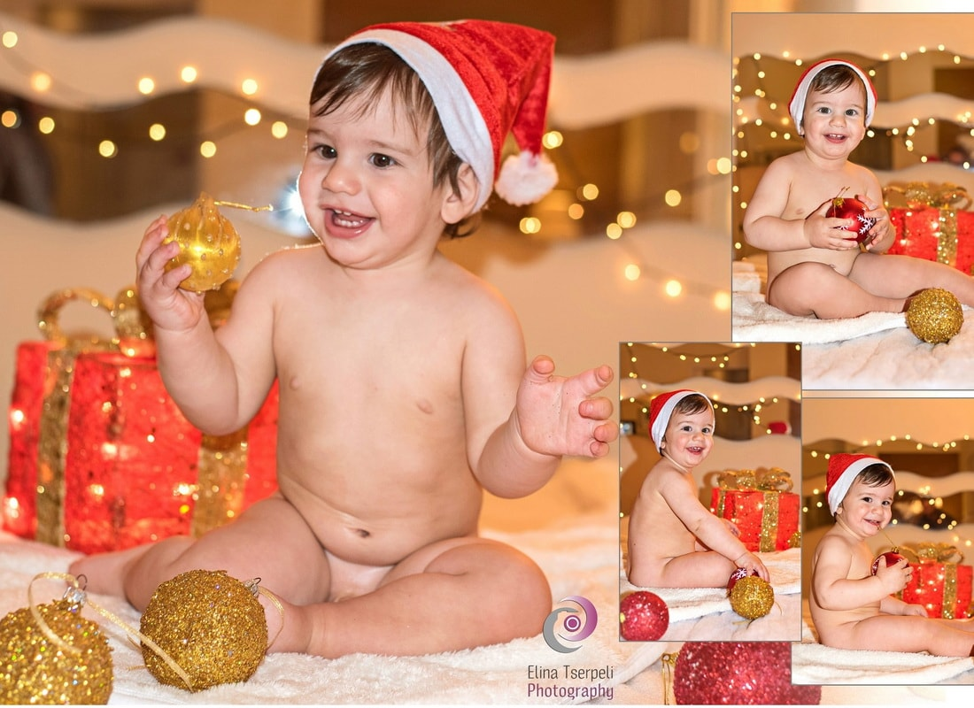 Φωτο Baby Christmas Elina Tserpeli